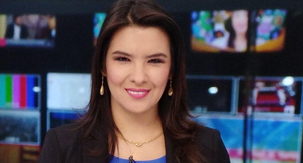 Fátima Saldonid es una de las conductoras del programa del MINEDU, 'Aprendo en Casa'