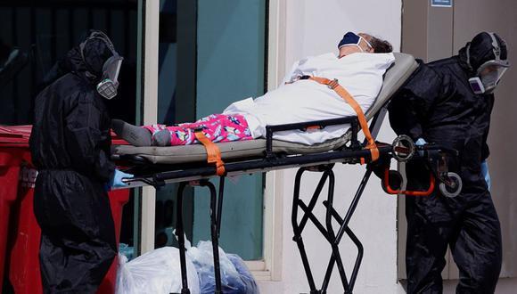 Coronavirus en México | Últimas noticias | Último minuto: reporte de infectados y muertos hoy, sábado 06 de marzo del 2021 | Covid-19 | (Foto: EFE/ Antonio Ojeda).