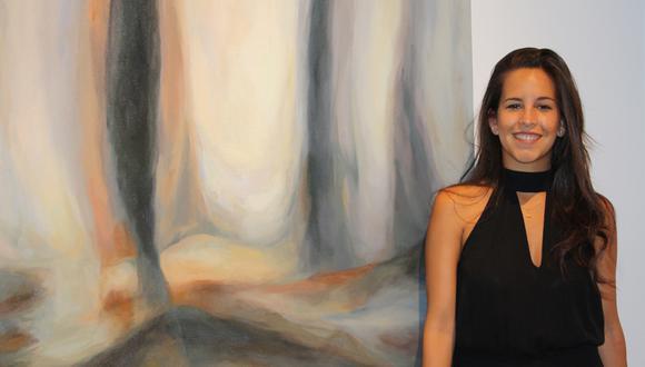 Luciana Espinar es una las artistas que participa del evento. (Foto: Difusión)