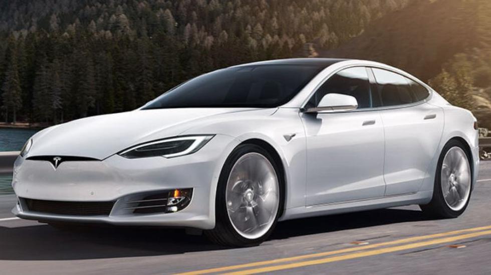 Tesla Model S 100D. Precio: US$ 130.000. Potencia: 603 HP / 611 CV. Autonomía: 475-505 km (WLTP) aprox. / 632 km (NEDC). Año de lanzamiento: 2018. (Foto: Tesla)