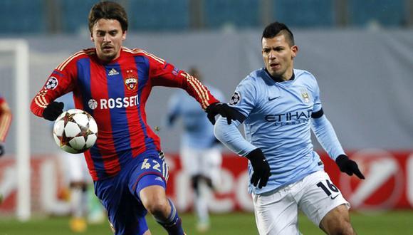 Manchester City vs. CSKA: 'Citizens' van por el primer triunfo
