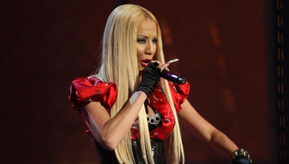 Ivy Queen prepara dúo virtual con Celia Cruz para festival de Miami. (Foto: AFP/ Robyn Beck)