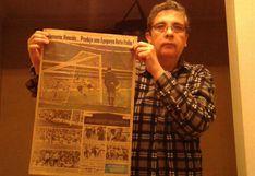 México 70: el coleccionista que conservó 3 tapas históricas de Perú en la famosa revista alemana Kicker