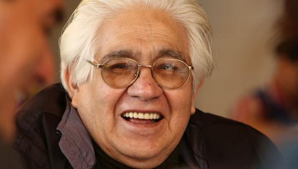 Oswaldo Reynoso (Arequipa, 1931-Lima, 2016) (Foto: Alessandro Currarino/ El Comercio)