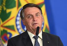 La popularidad de Jair Bolsonaro sube hasta el 40%, nuevo récord de su mandato
