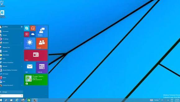 Microsoft presentará novedades de Windows 10 en enero