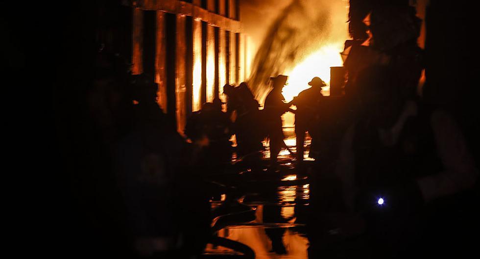 El Agustino: la tragedia que cobró vida de 3 bomberos [FOTOS] - 7