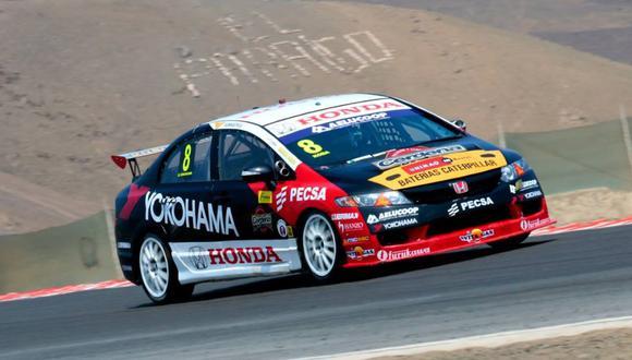 CCTC: Christian Kobashigawa ganó la sexta fecha de la TC2000
