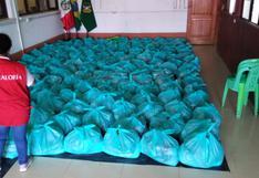 Madre de Dios: cuestionan que alcalde de Tambopata aún no entrega canasta de víveres para cuarentena