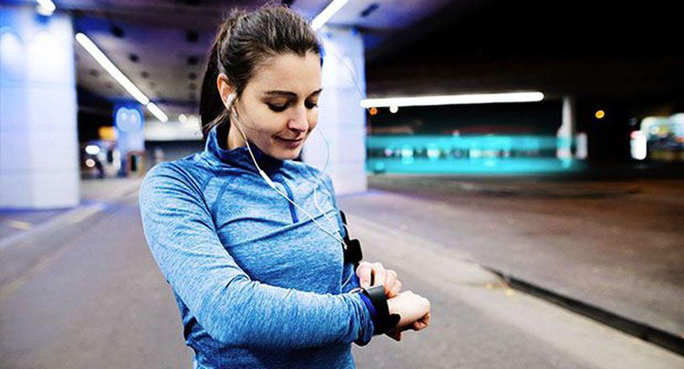 Correr 150 minutos a la semana mejora la calidad del sueño en un 65% .