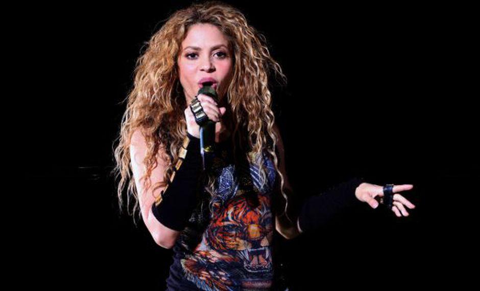 Shakira envía mensaje a sus compatriotas tras atentado en Bogotá (Foto: EFE)