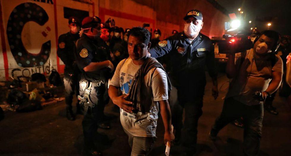 Detenidos durante la cuarentena serán denunciados por el Ministerio Público | GEC | TROME