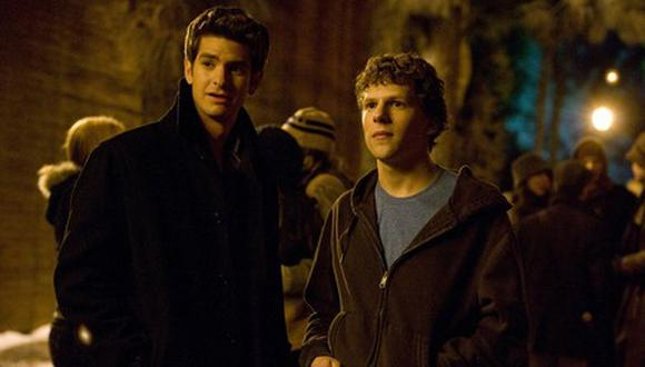 "La película ""La red social"" se despide de Netflix en octubre. (Foto: Columbia Pictures)"