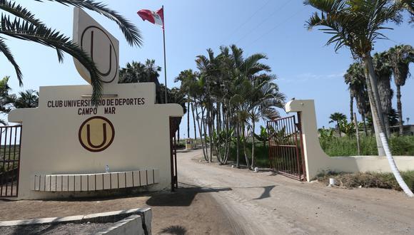 Solución y Desarrollo debe entregar las sedes de Universitario a la nueva administración. (Foto: GEC)