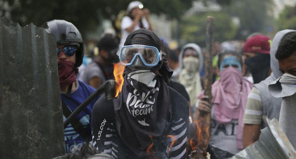 Venezuela: Las fotos más impactantes de la brutal represión - 47