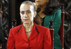 Ana Teresa Revilla: los cuatro momentos de su corto periodo como ministra de Justicia