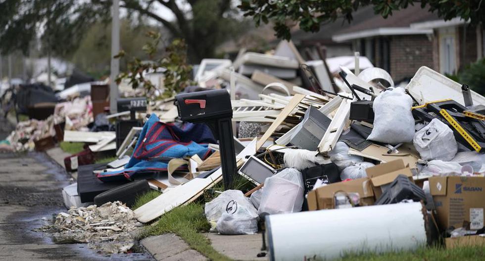 Death toll from Hurricane Ida rises to 28 in Louisiana
