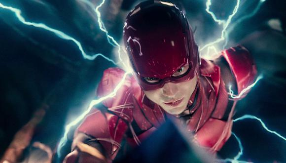 """Barry Allen todavía no adopta el nombre de The Flash en """"Snyder Cut"""" (Foto: Warner Bros.)"""