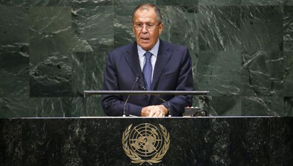 """Lavrov pide un """"reinicio"""" en la relación entre Rusia y EE.UU."""