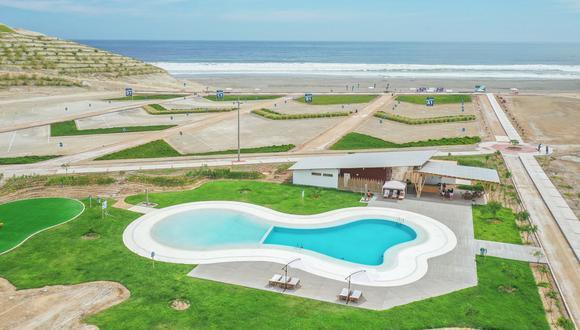 Condominio de Menorca Inversiones en Arequipa. (Foto: Difusión)