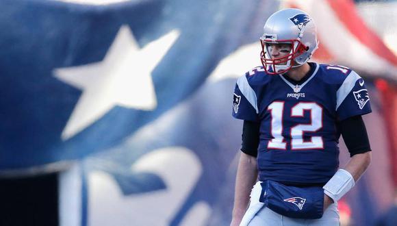 Tom Brady disputará su décimo Super Bowl. (Foto: AFP)