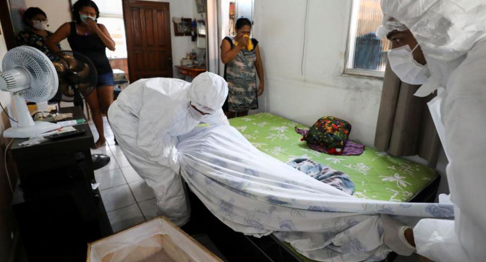 Coronavirus en Brasil   Últimas noticias   Último minuto: reporte de infectados y muertos hoy, sábado 16 de enero del 2021   Covid-19   (Foto: REUTERS/Bruno Kelly).