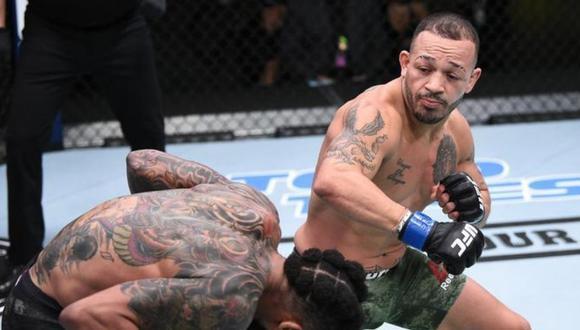 Pelador de la UFC arrestado por intento de homicidio (Foto: Getty Images)