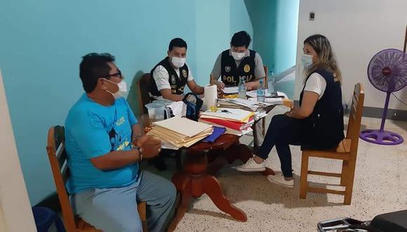 """""""Es un operativo que se viene ejecutando por muchos meses"""", afirmó Elma Vergara Cabrera, presidenta de la Junta de Fiscales Superiores de Loreto (Foto: Daniel Carbajal)"""