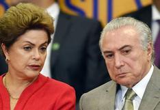 La carta a Dilma que agravó la crisis política en Brasil