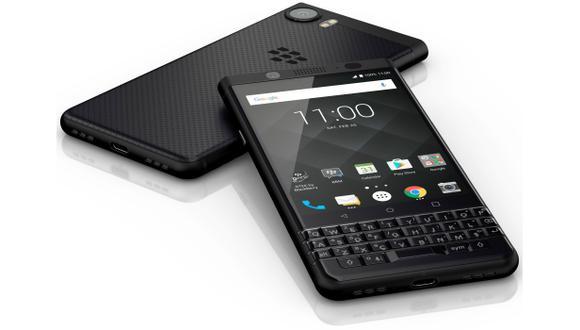 El BlackBerry KEYOne Black Edition es el modelo de smartphone con el que la compañía decidió regresar al mercado peruano. ¿Podrá recuperar el espacio perdido?