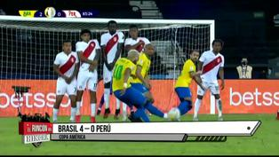 Perú vs Brasil: Resumen, goles y resultado del partido