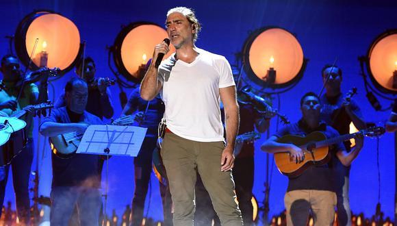 Premios Lo Nuestro reconocerán a Alejandro Fernández con un galardón especial (Foto: AFP)