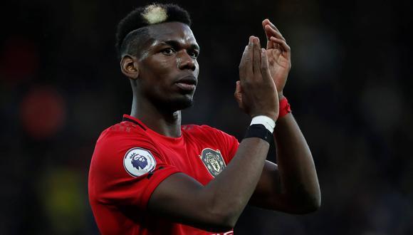 En el 2016 Paul Pogba pasó de la Juventus al Manchester United por 105 millones de euros. (Foto: AFP)