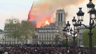 Dos años después del incendio, a Notre Dame le queda un largo camino hacia la reconstrucción