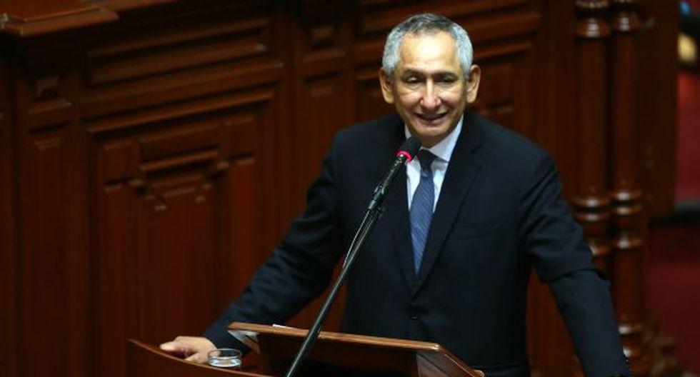 Cornejo instó a evitar dinero ilícito en campaña electoral