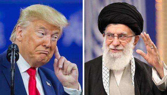 Irán emite orden de arresto contra Donald Trump por el asesinato de Qasem Soleimani. En la imagen, el ayatola Alí Jamenei. (Foto: EFE/EPA/ERIK S. LESSER / IRAN'S SUPREME LEADER OFFICE).
