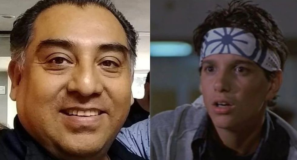 """Daniel Larusso en """"Karate Kid"""". (Foto: Instagram/Captura YouTube)"""