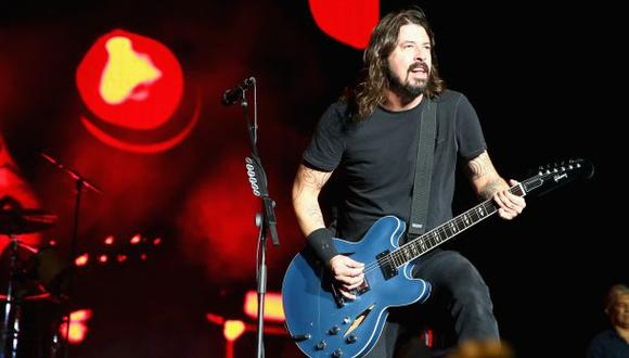 """Dave Grohl: Foo Fighters es """"más visible que nunca"""""""