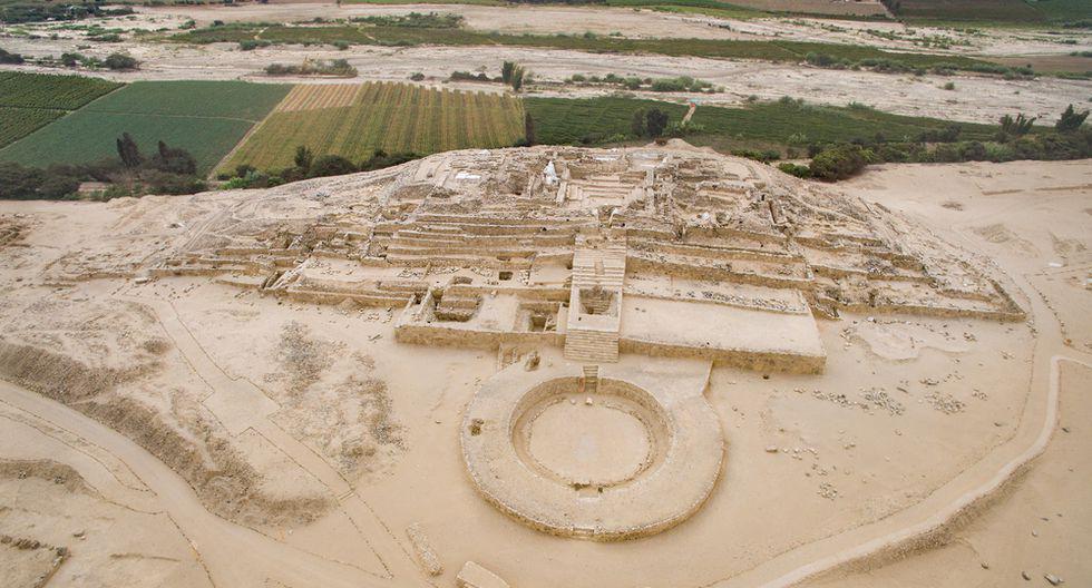 Ciudad Sagrada de Caral. Ubicada en la provincia de Barranca, se trata de la civilización más antigua del Perú y América. Desde el 2009 figura como Patrimonio Mundial. (Foto: Michael Tweddle / PromPerú)