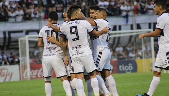 Olimpia vs. Libertad juegan por el Torneo Apertura de Paraguay. (Foto: Twitter Olimpia)