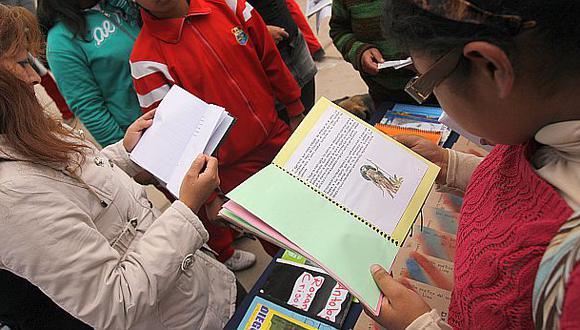Libros escolares suben 5% por impacto del tipo de cambio