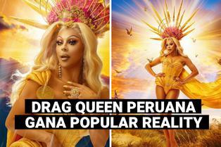 Envy Perú: drag queen peruana se lleva la corona del reality Drag Race Holland