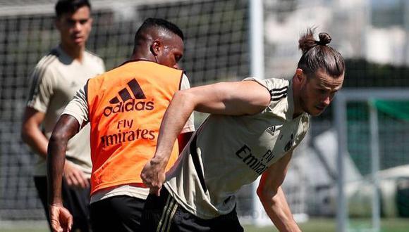 Gareth Bale ha participado en 14 partidos de LaLiga en la presente temporada. (Foto: Real Madrid)