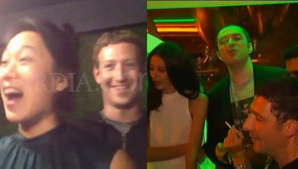 Zuckerberg celebró en Barcelona la compra de WhatsApp