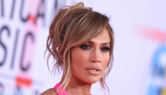 Jennifer Lopez celebra el Día de la Tierra con fotografía en en Instagram. (Foto: AFP)
