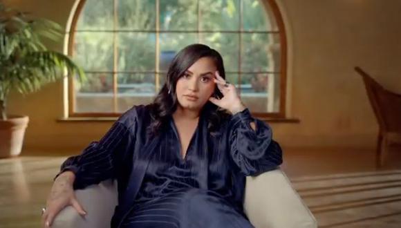 Demi Lovato dice que fue violada de adolescente en revelador documental. (Foto. Captura)