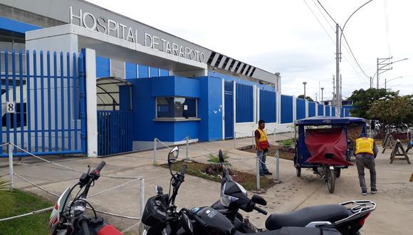 El 20% de los 900 mil habitantes que hay en la región San Martín está asegurado a Essalud. (Foto: Hugo Anteparra)