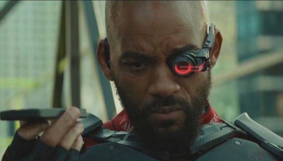 """Will Smith, quien interpretó a """"Deadshot en """"Suicide Squad"""", quiere regresar al mundo de los superhéroes con una condición. (Foto: Warner Bros.)"""