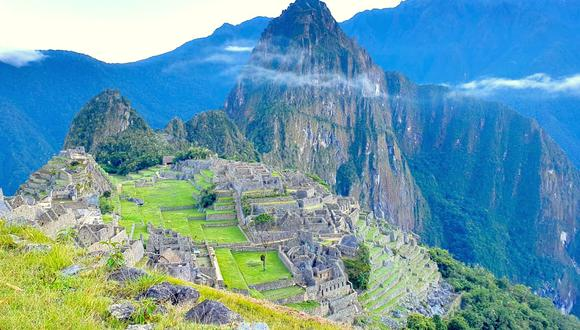 Machu Picchu se convirtió en el primer destino turístico de carbono natural y primera maravilla del mundo que logra este acontecimiento. Además tiene tiene el compromiso de reducir las emisiones de dióxido de carbono (CO2) en un 45% para el 2030, según los lineamientos del Acuerdo de París. FOTO: GEC.
