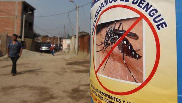 Emergencia por dengue y chikunguña abarcará 17 departamentos